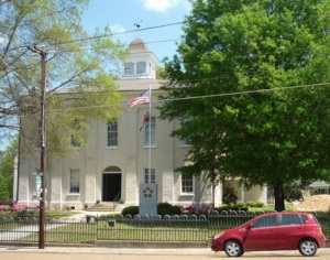 Carroll County courthouse